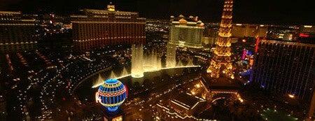 The Las Vegas Strip is one of Las Vegas extended.