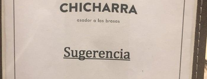 Chicharra is one of Rosario.