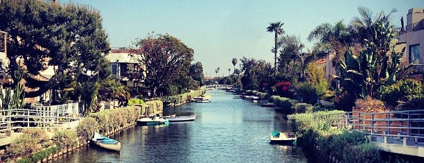 Venice Canals is one of LA/SoCal.