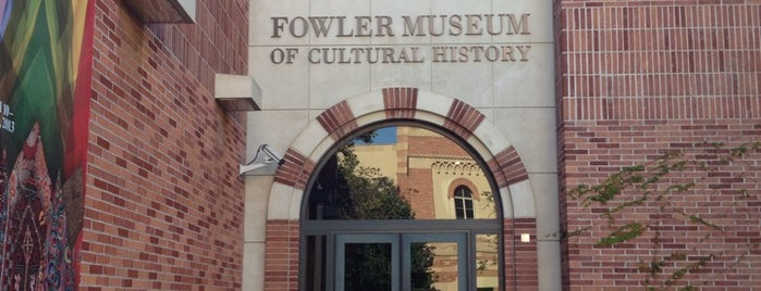 Fowler Museum at UCLA is one of life of learning.
