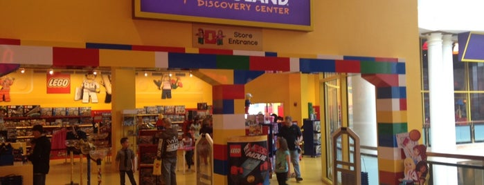 LEGOLAND Discovery Center Atlanta is one of Spring Break in Atlanta.