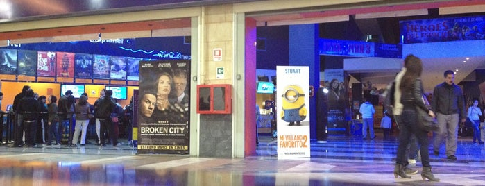 Cineplanet is one of Movie Theater.