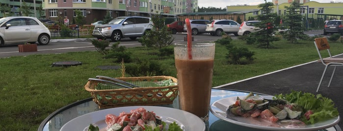 Raf Cafe is one of Кофейни.