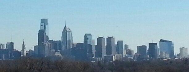 Belmont Plateau is one of Romantic Philadelphia.