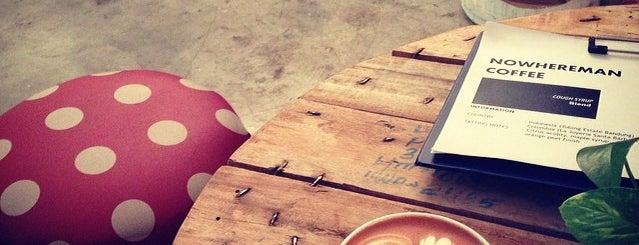 Nowhereman Coffee is one of Coffee.