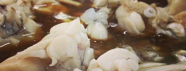 大树头砂煲活田鸡 is one of Must try food in Puchong.