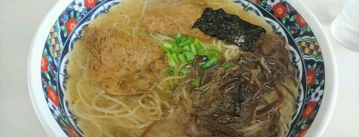 ラーメン天和 is one of ramen.