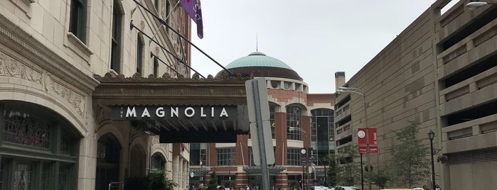 Magnolia Hotel Is One Of The 15 Best Hotels In St Louis