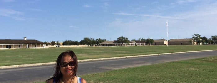 Fort Concho Museum is one of Best Places to Check out in United States Pt 4.