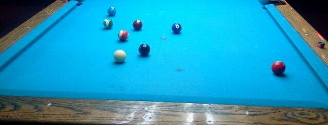 Break Time Billiards Sports is one of kelly's list.