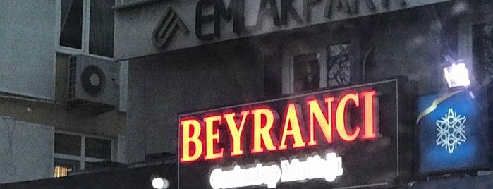 Beyrancı is one of LOKANTA.