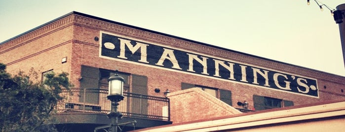 Manning's is one of Harrah's New Orleans.