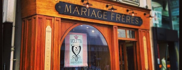 Mariage Frères is one of Japan - Tokyo.