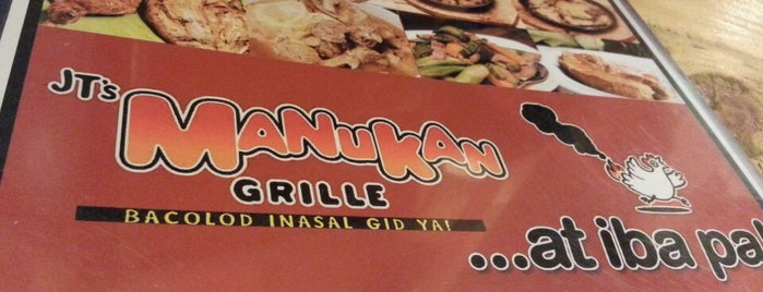 JT's Manukan Grille is one of Philippines.