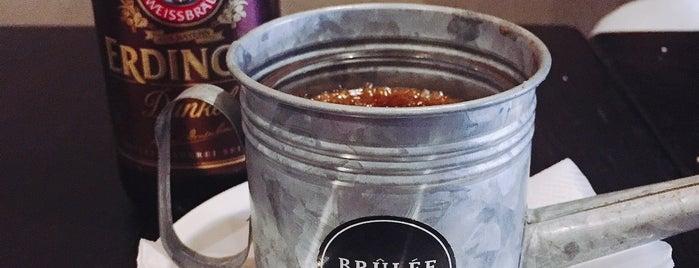 Brûlée Brasserie is one of Must Visit Coffee Places ☕.
