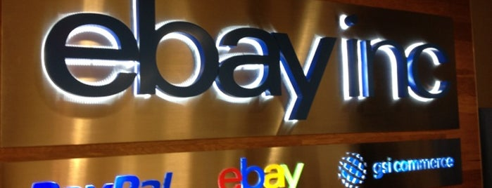 eBay NYC is one of Startups & Spaces NYC + CA.