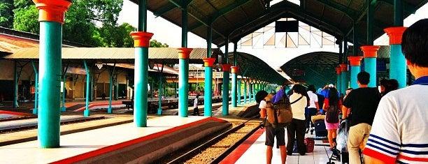 Surabaya train station