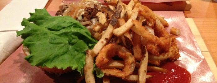Market Burger is one of Winnipeg.