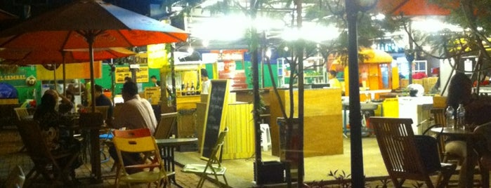 Food Garden Kemang is one of Anni in Jakarta.