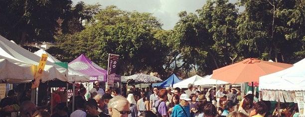 KCC Saturday Farmers Market is one of Oahu in 2018.
