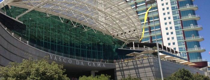 Esplanada Vasco da Gama is one of Porto.