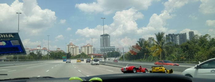 Plaza Tol Pantai Dalam Timur (East) is one of Go Outdoor, MY #6.