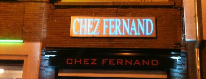 Chez Fernand is one of Burger in Bxl.