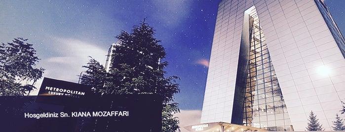 Metropolitan Hotels is one of Ankara'daki Oteller.