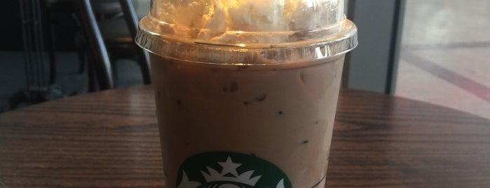 Starbucks is one of Orte.