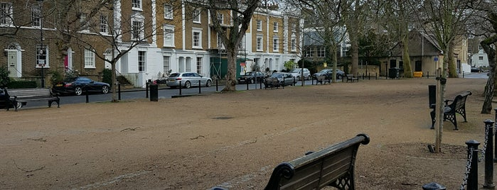 Cleaver Square is one of 1000 Things To Do In London (pt 2).
