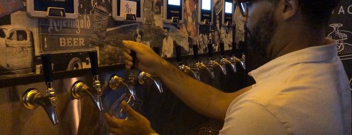 Randolph Beer is one of New York Beer.