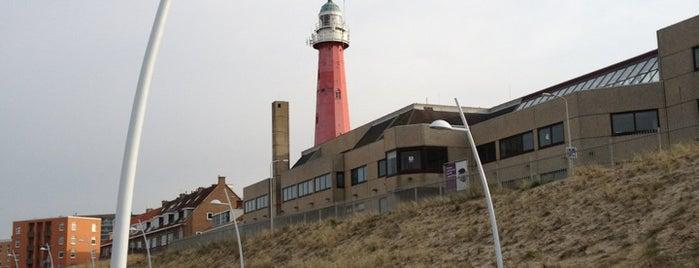 Vuurtoren van Scheveningen is one of Faros.