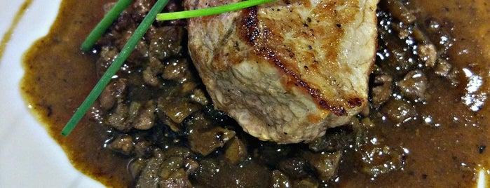 Meritto restaurant is one of TREND Top restaurants.