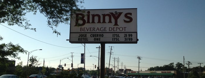Binny's Beverage Depot is one of Katarina 님이 좋아한 장소.
