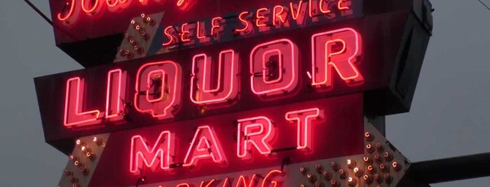 Town & Country Self-Service Liquor Mart is one of The 15 Best Liquor Stores in Chicago.