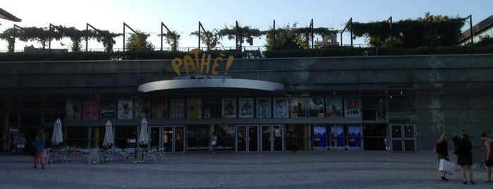 Pathé Orléans is one of Orange Cinéday.