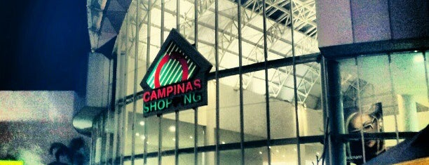 Campinas Shopping is one of Shopping´s.