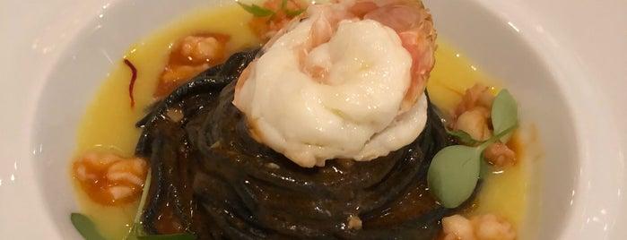 Restaurant Winter Garden is one of ristoranti &.