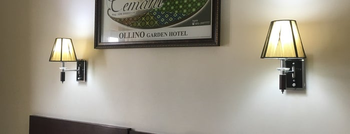Ollino Garden Hotel is one of Hotel.