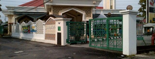 Masjid Al Rahimin is one of Baitullah : Masjid & Surau.