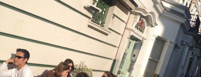 La Bottega is one of London.