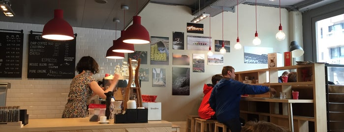 Boréal Coffee Shop (Eaux-Vives) is one of Cool spots in Geneva.