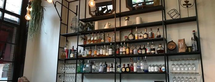 Carter Bar & Kitchen is one of Z☼nnige terrassen in Amsterdam.