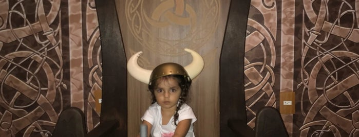 Vikings is one of Rio de Janeiro.