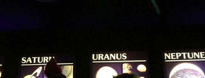 State Planetarium is one of Kid Stuff.