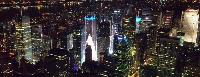 The 15 best scenic lookouts in new york city for 102nd floor empire state building