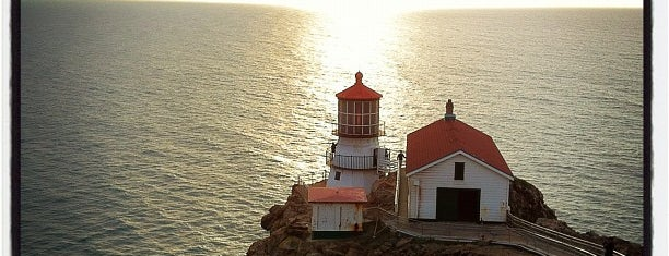 Point Reyes Lighthouse is one of Beyond the Peninsula.