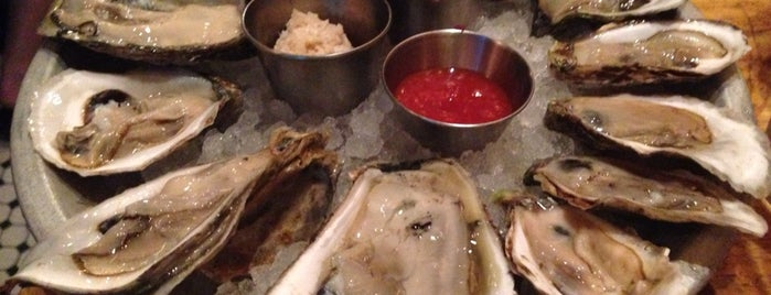 Upstate Craft Beer and Oyster Bar is one of East village restaurants.