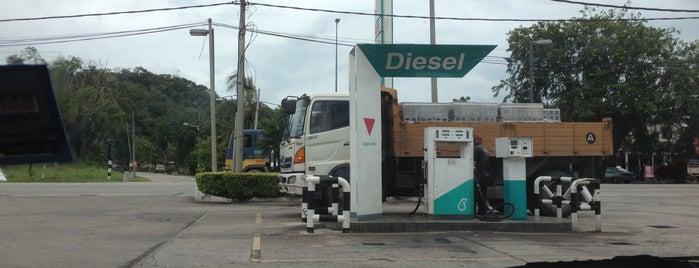 Petronas is one of b.