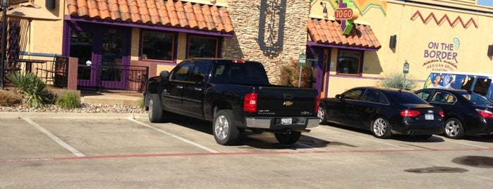 On The Border Mexican Grill & Cantina is one of Dallas Restaurants List#1.